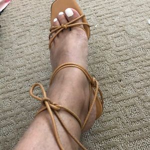 Gucci Bamboo Strapped Heels
